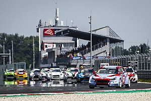 WTCR Breaking news Huff urges BoP fixes after