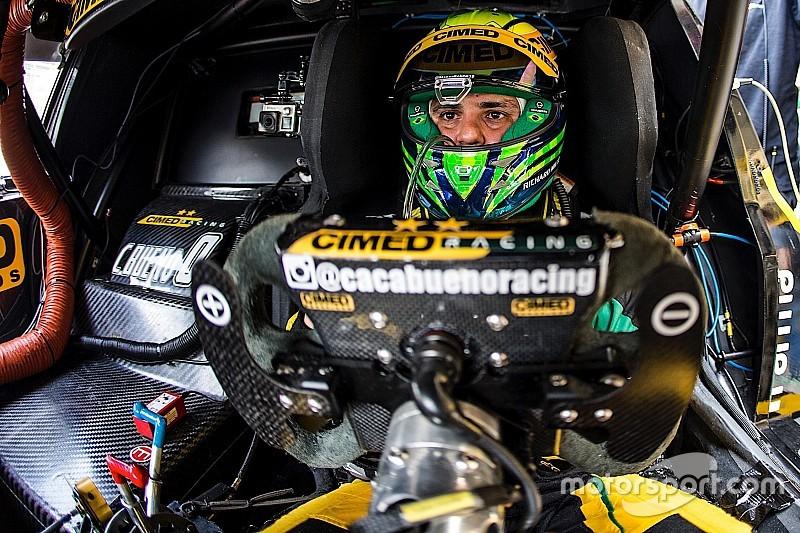 Em 11º, Massa se alegra com adaptação rápida na Stock Car