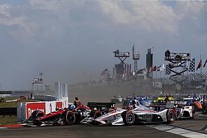 IndyCar Noticias IndyCar suma 999 adelantamientos en las primeras carreras de 2018