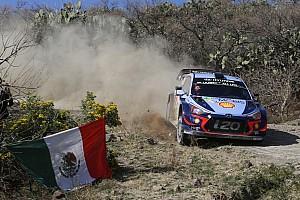 WRC Prova speciale Messico, PS1: Thierry Neuville parte forte, poi c'è Tanak