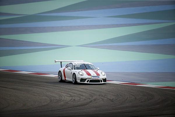 بورشه جي تي 3 الشرق الأوسط تقرير السباق بورشه جي تي 3 الشرق الأوسط: بيريرا يهيمن على مجريات السباق الثاني في البحرين