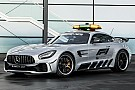 Automotive Mercedes-AMG GT R revealed as the most powerful F1 Safety Car ever