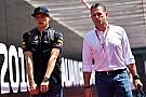 Red Bull a désiré éloigner Jos Verstappen de Max