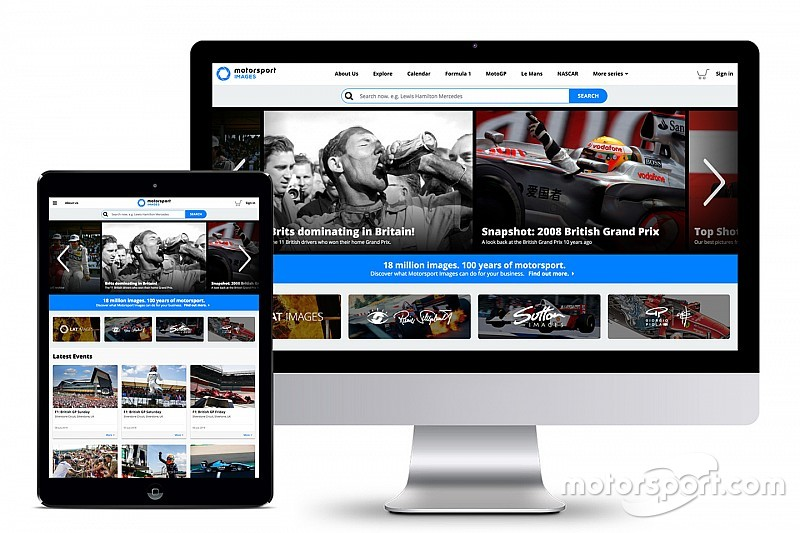 Motorsport Images brings over a century of motorsport alive with the world's richest image archive