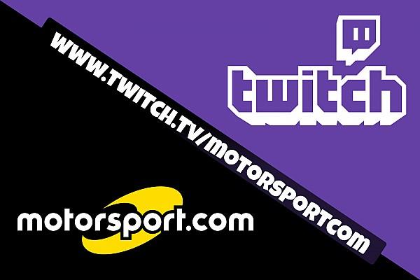 FORMULA 1 LİGİ Son dakika Motorsport.com Türkiye'nin Twitch kanalı artık yayında!