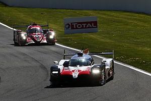 Les LMP1 privés de nouveau ralentis pour le test du Mans