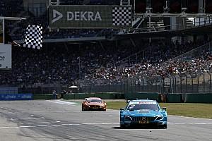 DTM Отчет о гонке Сезон DTM начался с победы Паффета