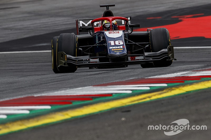 Red Bull Ring F2: Safety car wrecks Maini's promising weekend - FIA F2 News