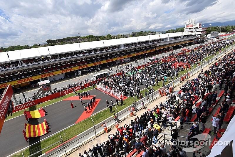 GP di Spagna: la replica all'inutile polemica per i due inni a Barcellona