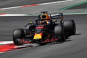 Fórmula 1 Crónica de test Verstappen termina de líder en el test de Barcelona