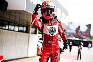 GP3 Résumé de course Mazepin surprend, Alesi confirme, Hubert concrétise