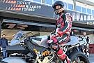 MotoGP Киану Ривз протестировал мотоцикл Vyrus на трассе в Валенсии