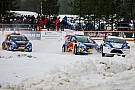 World Rallycross Newgarden, Castroneves to contest ice rallycross races