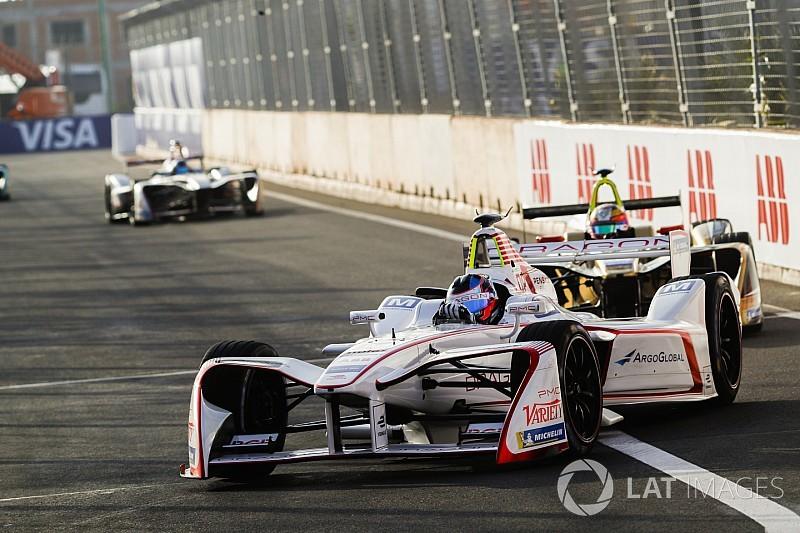 "López ""no esperaba"" un debut tan auspicioso con Dragon Racing"