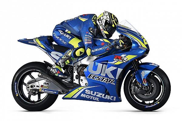 Photos - La Suzuki MotoGP 2018 sous tous les angles