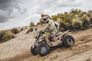 Dakar Relato de estágio Cavigliasso bate Casale e repete vitória de estágio