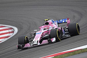 Formule 1 Actualités Force India a un problème