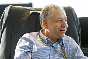 Formula 1 Intervista Todt: