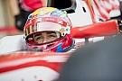 VIDEO: Leclerc graba con su celular a bordo del auto en prueba de F2