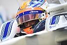 100 tours pour Kubica lors de son premier test avec la Williams 2017