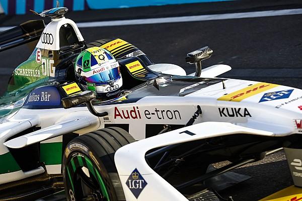 Di Grassi: Audi FE reliability woes