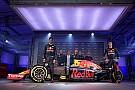 Red Bull Racing представила новую ливрею
