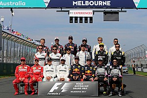 F1 Noticias de última hora La parrilla de la Fórmula 1 2017 ya tiene foto oficial