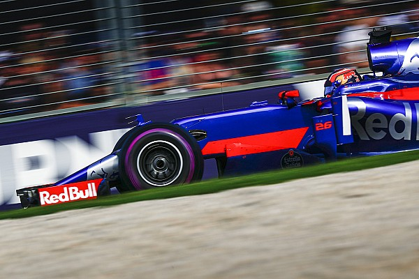 Formula 1 Velocità massime: Kvyat in gara a 320,8 km/h, meglio di Rosberg nel 2016