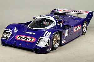 Automotive Breaking news Fully restored Porsche 962 could be yours for $1.2M