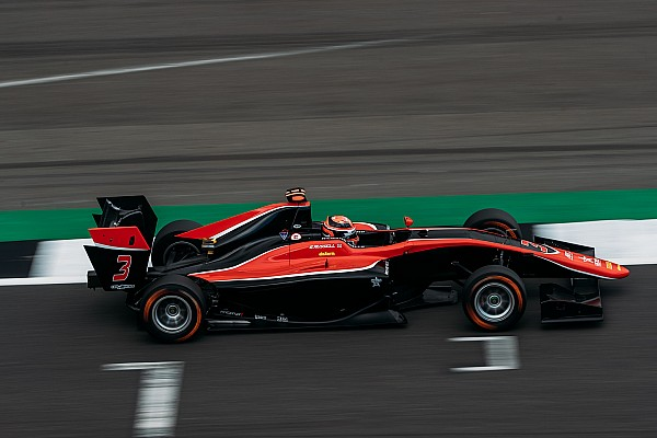 GP3 Qualifiche Russell si prende la pole a Silverstone e guida il trio ART Grand Prix