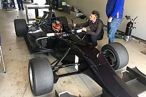 GP3 Новость Кубица впервые за шесть лет протестировал «формульную» технику