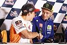 """Rossi: """"¿El duelo entre Márquez y Maverick? Lo que espero es que sea conmigo"""""""