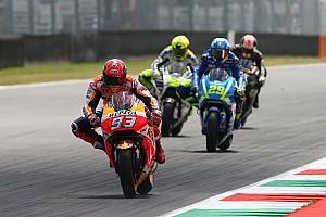 MotoGP Résumé de course Sixième, Márquez a fait preuve de prudence pour voir l'arrivée