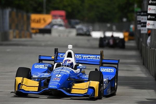 IndyCar Championnat - Dixon passe en tête, Rahal remonte