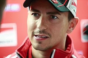"""MotoGP Breaking news Lorenzo knows he must """"escape"""" uncompetitive situation"""