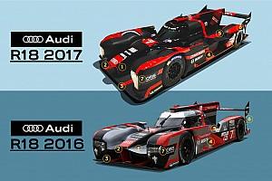 WEC 分析 分析:若未退出WEC,奥迪2017版赛车将采用怎样的设计?
