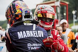 FIA F2 Ultime notizie Leclerc e Rowland squalificati, Markelov eredita la vittoria in Gara 1