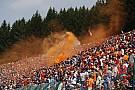 Recordaantal bezoekers voor F1 Grand Prix van België