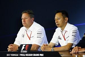 Formel 1 Reaktion Ende mit McLaren für Honda eine