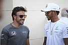 Hamilton: Fernando es uno de los mejores pilotos en el mundo