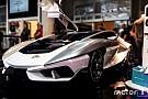 Auto FV-Charlotte, la nouvelle Supercar italienne