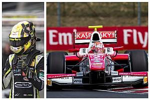 诺里斯,明年德利赛车队F2阵营?