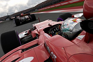 SPA'da Ferrari dublesi