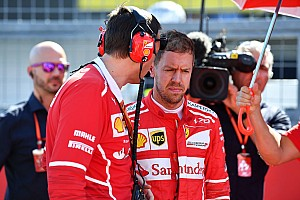 Formula 1 Breaking news Ferrari paid price for ignoring quality control - Marchionne