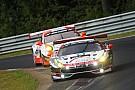 VLN Wochenspiegel-Ferrari gewinnt 3. VLN-Lauf 2017 auf der Nordschleife