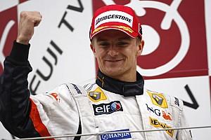 DTM News Heikki Kovalainen fährt beim DTM-Finale