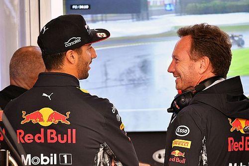 Red Bull tried everything to keep Ricciardo