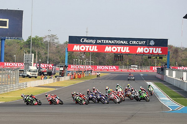 Superbike-WM Rennbericht Superbike-WM Thailand: Jonathan Rea mit WorldSBK-Saisonsieg 4 von 4