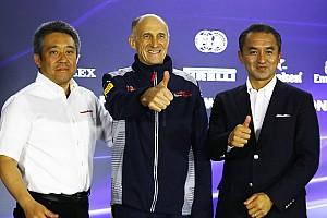 F1 突发新闻 本田目标2018年与红牛二队力争前三