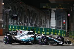 Fórmula 1 Noticias Mercedes no se arrepiente de su distancia entre ejes
